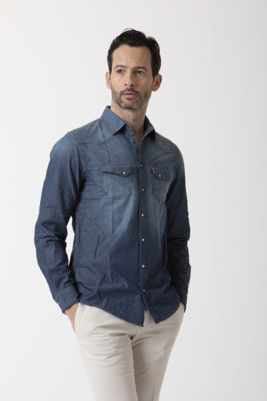 Shirt for man SUN68 S/S 19