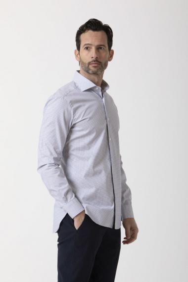 Männer Hemd BARBA F/S 19