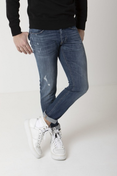 Männer Jeans DON THE FULLER F/S 19