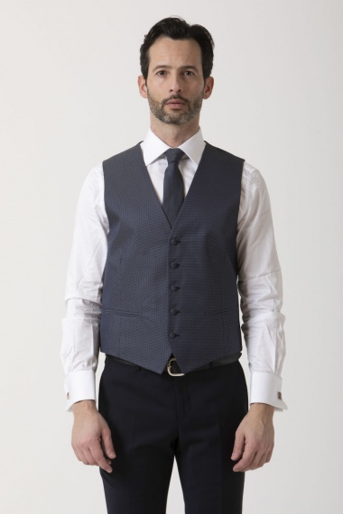 Vest for man MANUEL RITZ S/S 19