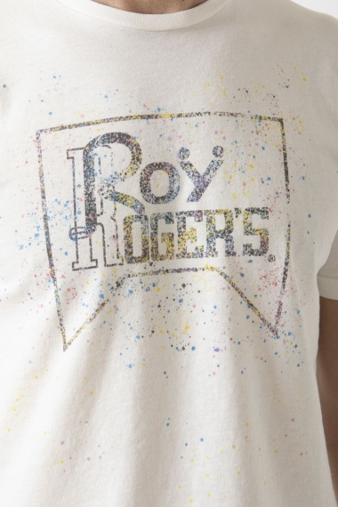 T-shirt per uomo ROY ROGER'S P/E 19