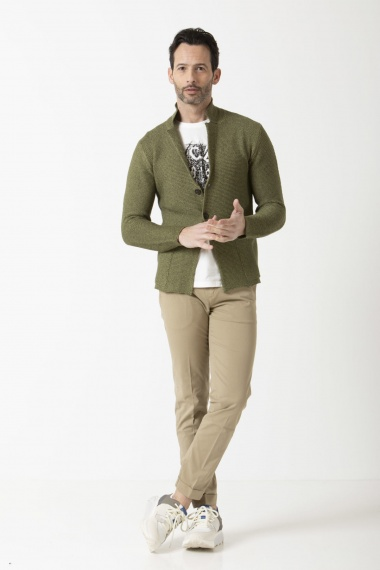 Cardigan for man FILIPPO DE LAURENTIS S/S 19