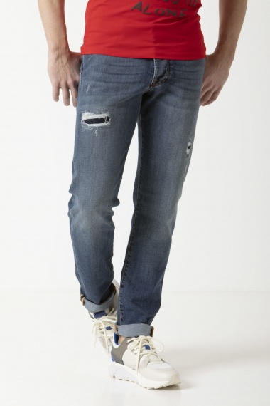 Jeans for man ROY ROGER'S S/S 19