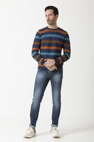Pullover for man FILIPPO DE LAURENTIS S/S 19