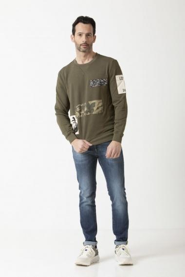 Männer Sweatshirt ANTONY MORATO F/S 19
