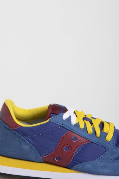 SAUCONY JAZZ O' blu / giallo limone P/E19