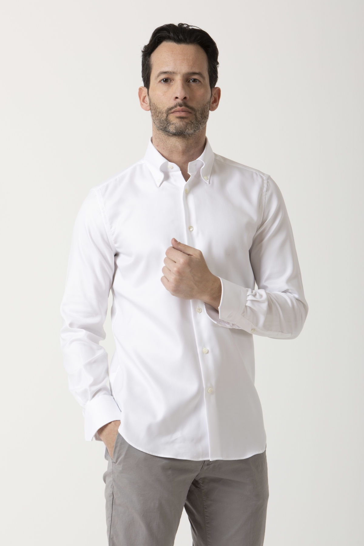Shirt for man BORSA S/S 19