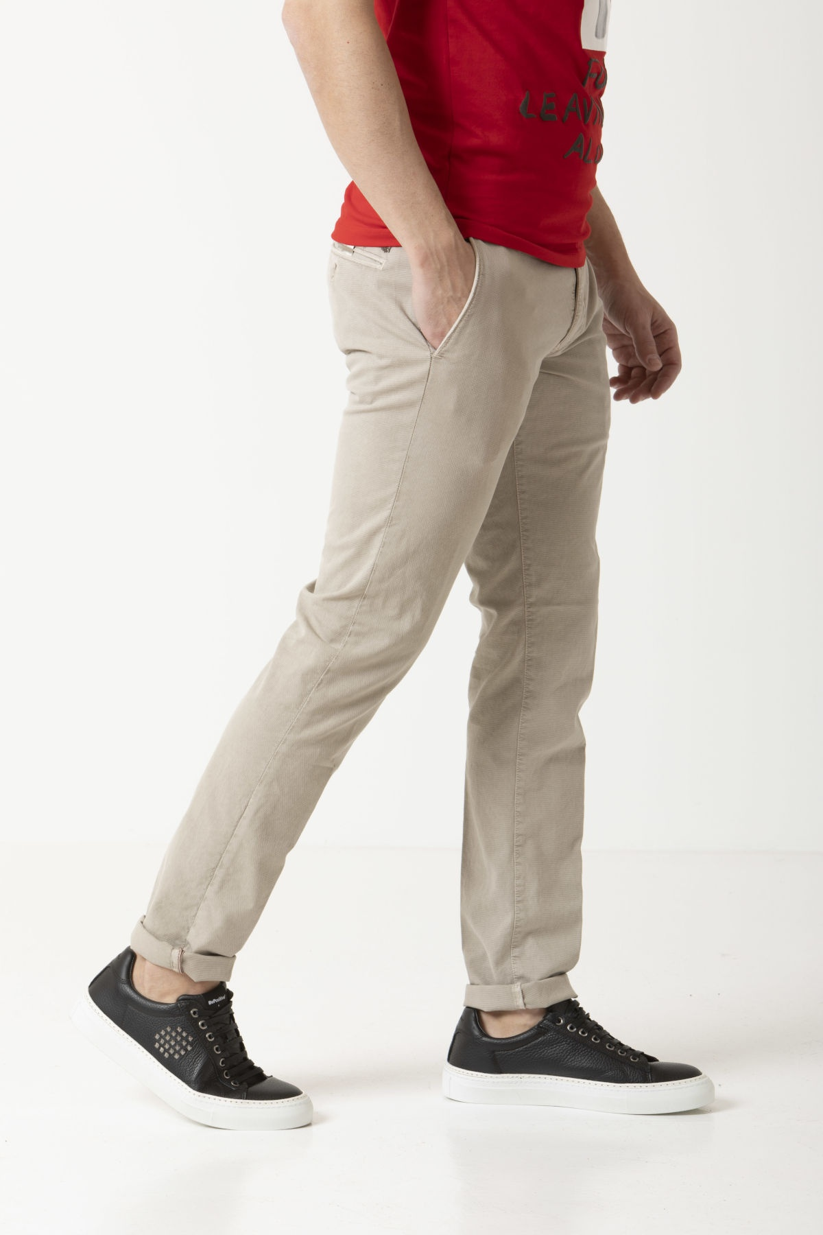 Trousers For Man Incotex S S 19
