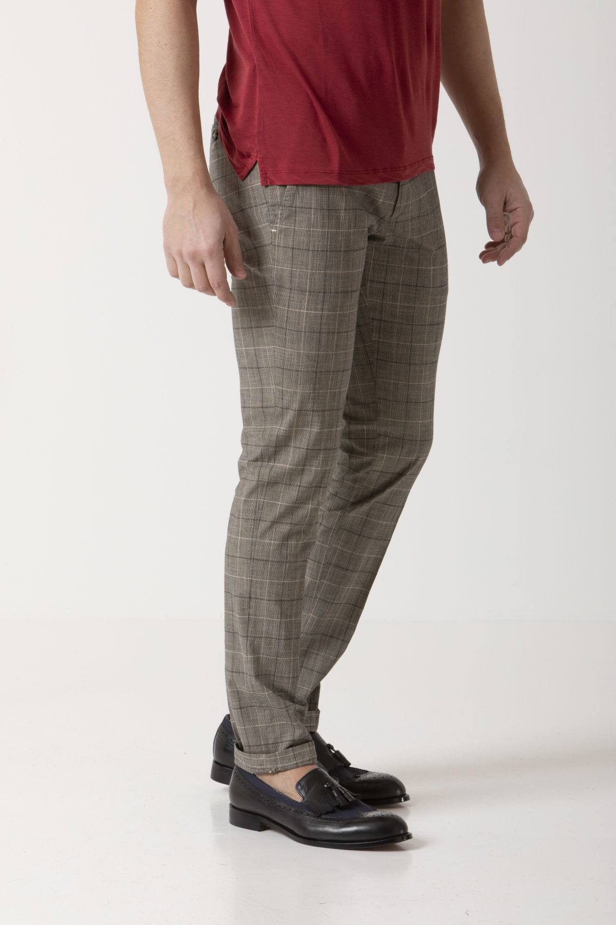Pantaloni MARLON per uomo MICHAEL COAL PE 19