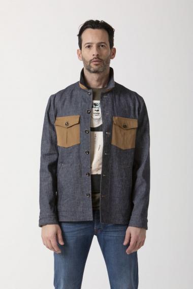 Field Jacket per uomo PAOLO PECORA P/E 19