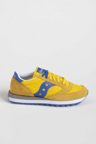 SAUCONY JAZZ O' Yellow / Blue S/S19