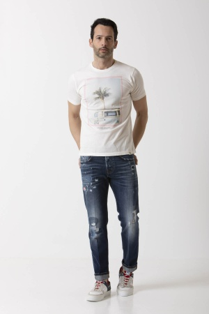 T-shirt for man ROY ROGER'S S/S 19