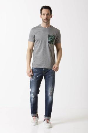 T-shirt per uomo PMDS P/E 19