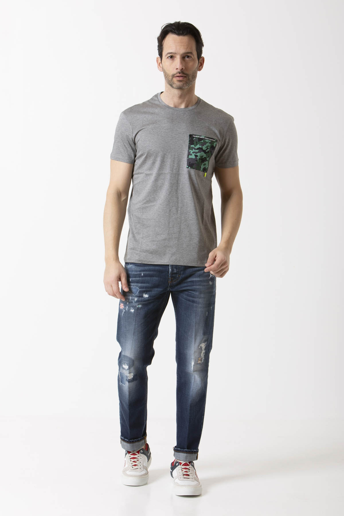 T-shirt for man PMDS S/S 19