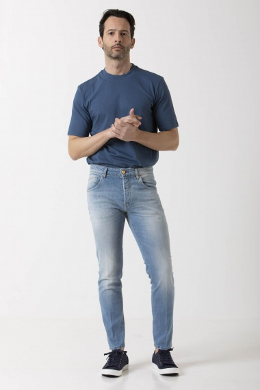 Jeans for man DON THE FULLER S/S 19