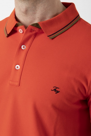 Polo for man FAY S/S 19