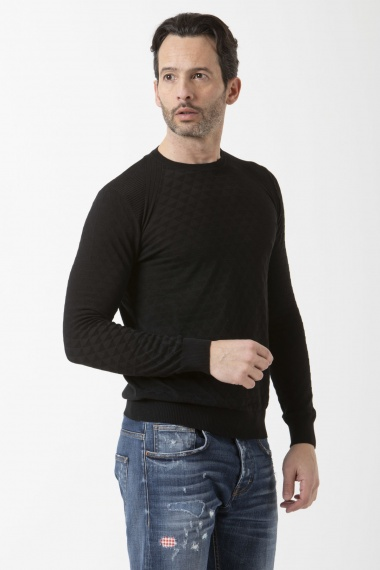Männer Pullover PAOLO PECORA P/E 19