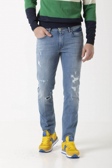 Jeans for man RE-HASH S/S 19