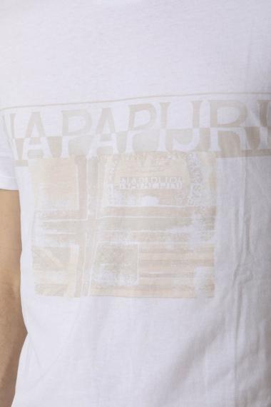 T-shirt for man NAPAPIJRI S/S 19