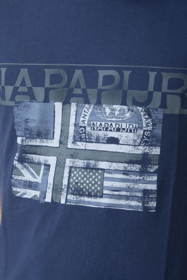 T-shirt per uomo NAPAPIJRI P/E 19