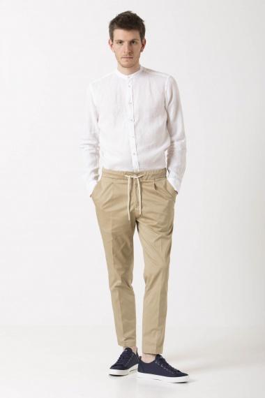 Trousers for man LUCA BERTELLI S/S 19