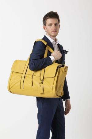 Weekend bag LUDOVICO MARABOTTO