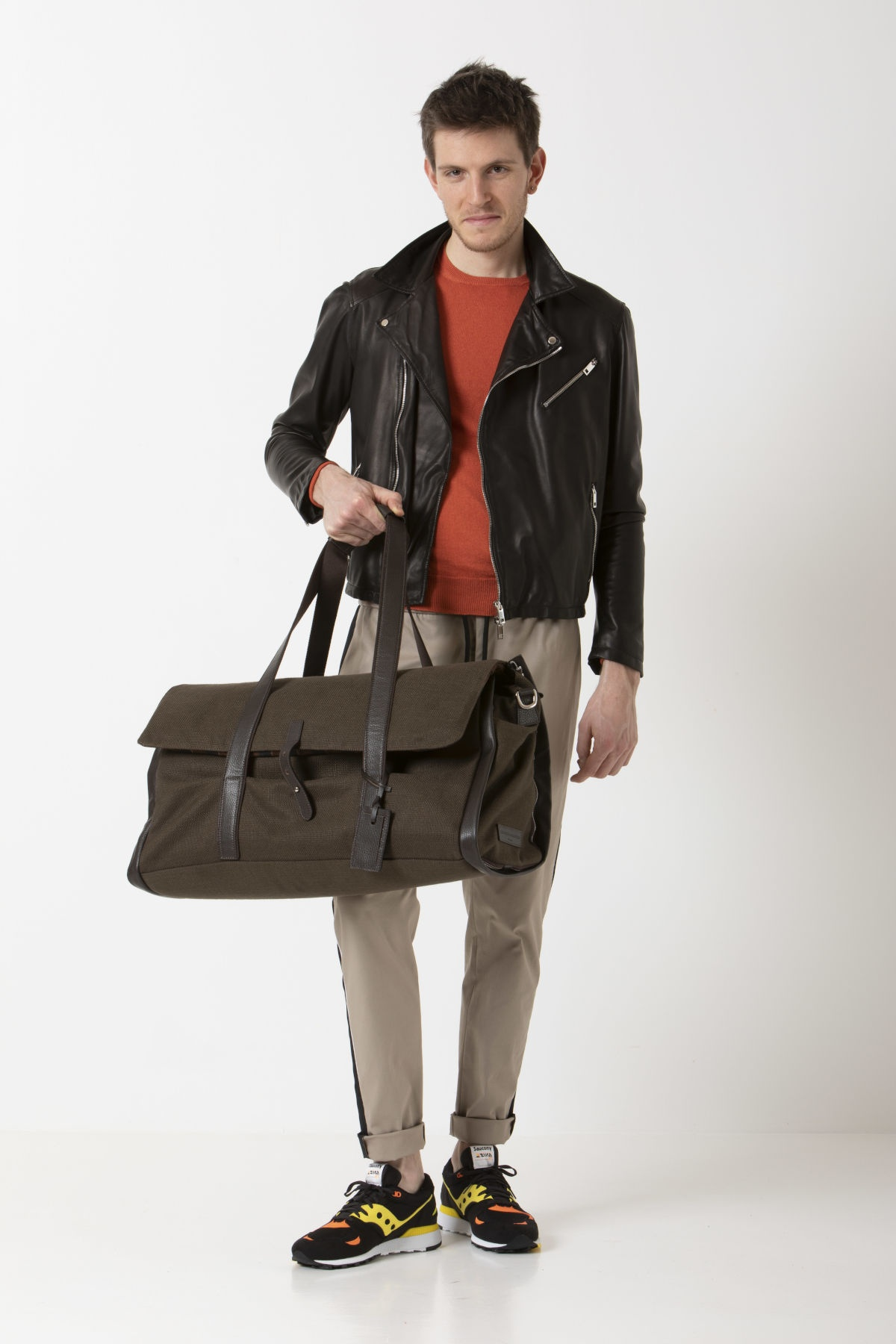 Weekend bag LUDOVICO MARABOTTO
