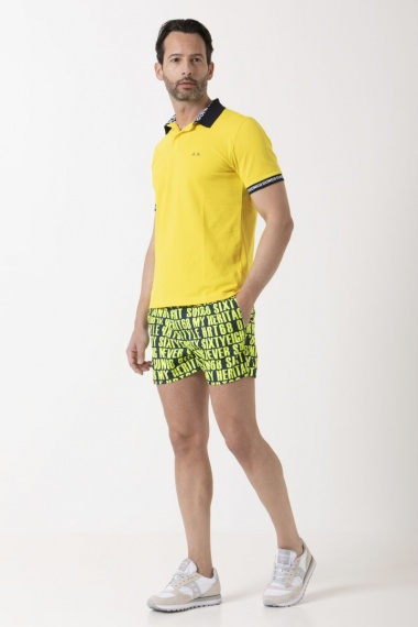 Swimsuit shorts for man SUN68 S/S 19