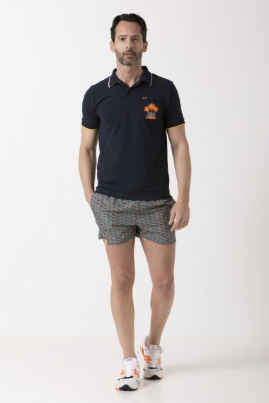Swim shorts for man SUN68 S/S 19