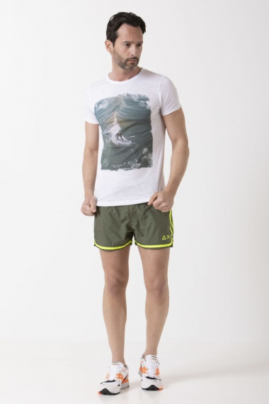 T-shirt per uomo ATHLETIC VINTAGE P/E 19