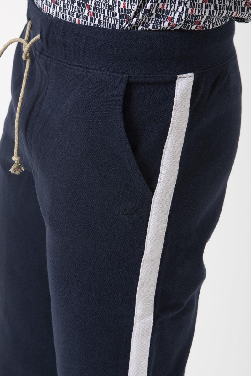 Pantaloni PATCH COTT. FL. per uomo SUN68 P/E 19