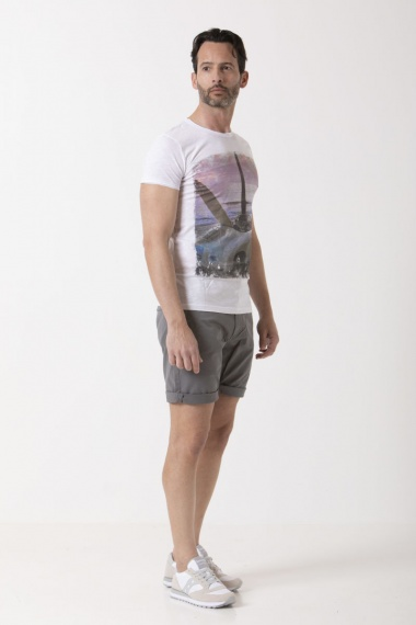 T-shirt per uomo ATHLETIC VINTAGE P/E 19
