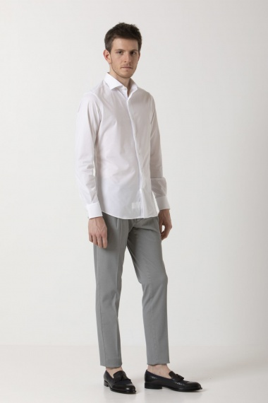 Shirt for man TRAIANO S/S 19