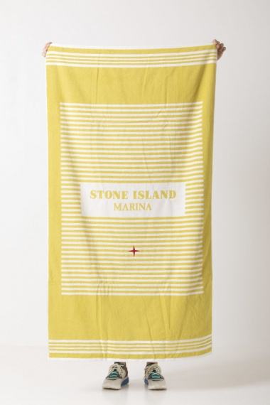 Beach towel STONE ISLAND S/S 19