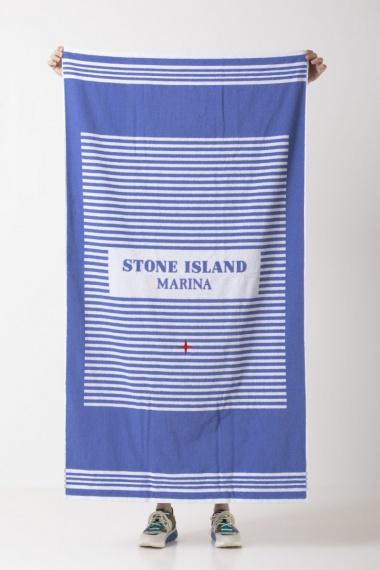 Asciugamano mare STONE ISLAND P/E 19