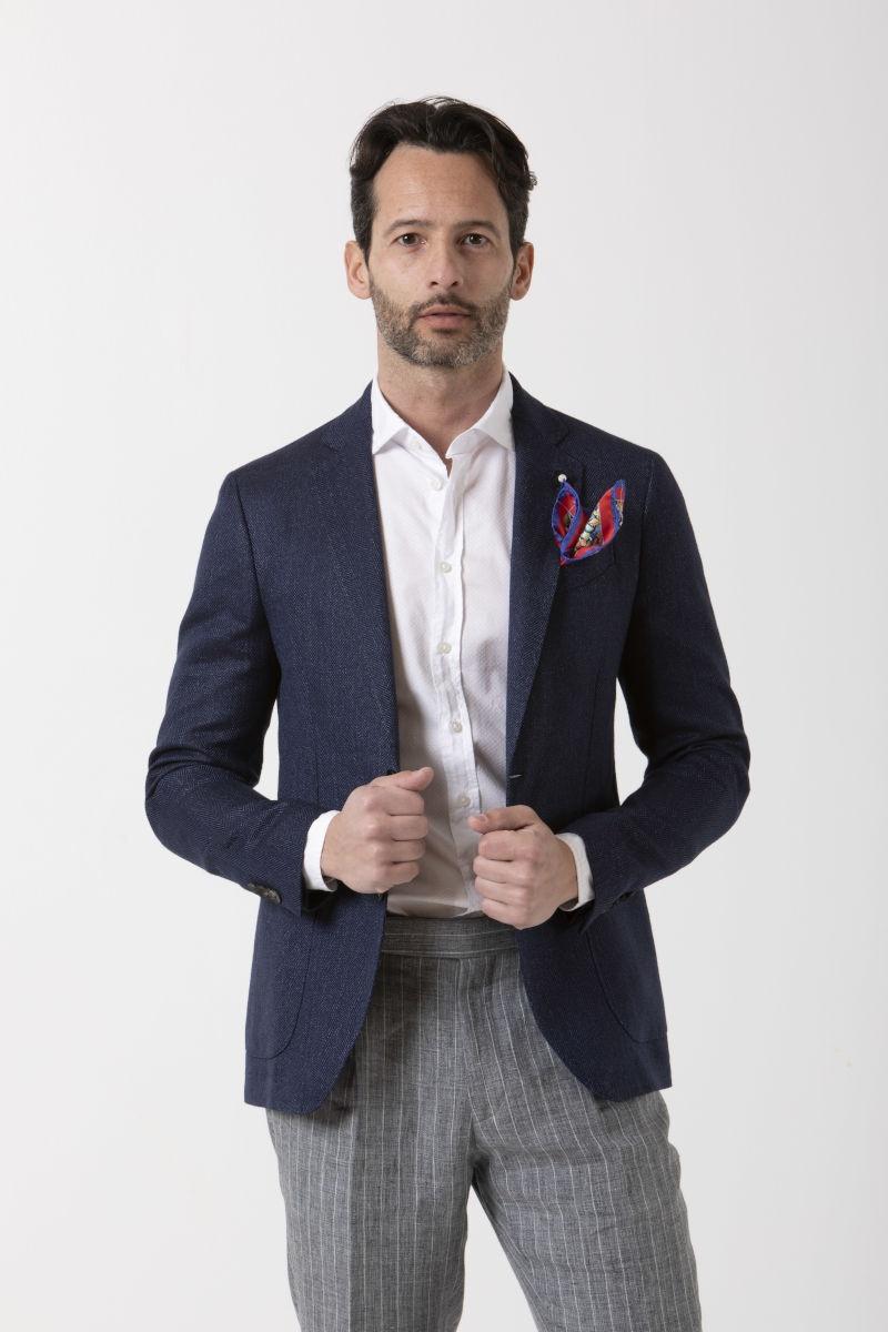 Jacket for man LARDINI S/S 19