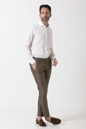 Trousers for man MICHAEL COAL S/S 19