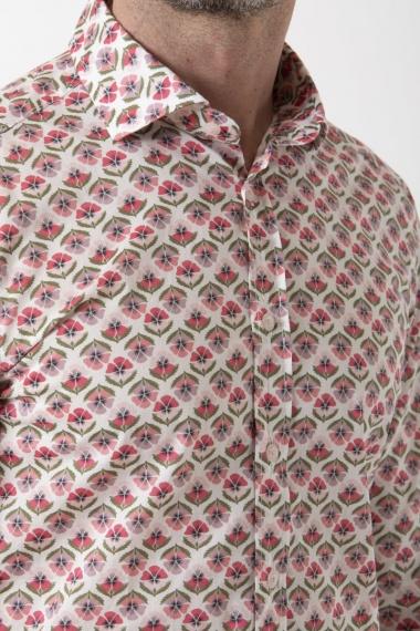 Camicia per uomo BASTONCINO P/E 19