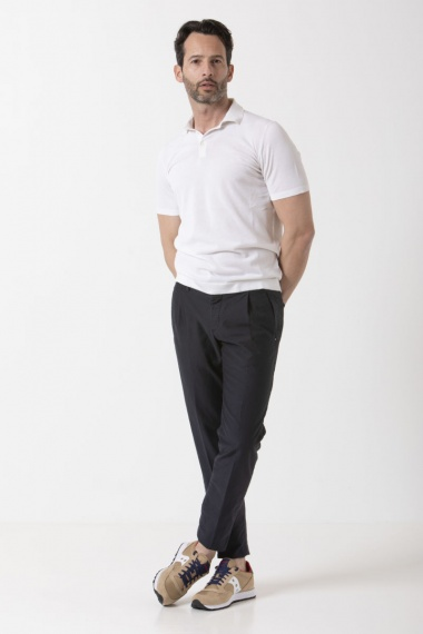 Trousers for man INCOTEX VERVE S/S 19