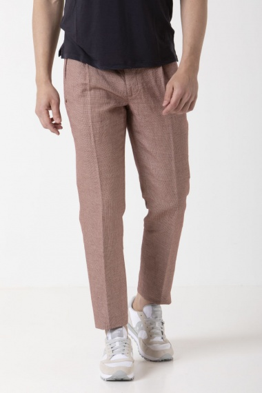 Trousers for man INCOTEX S/S 19