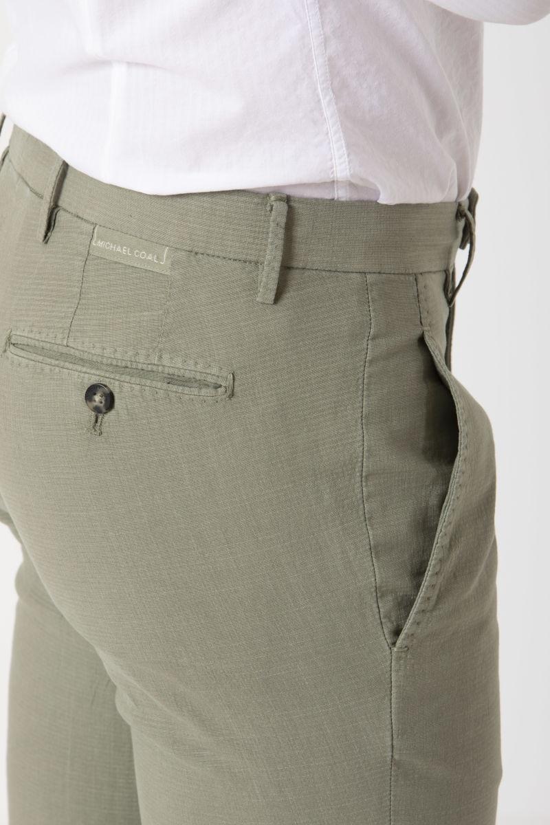 MARLON Trousers for man MICHAEL COAL S/S 19