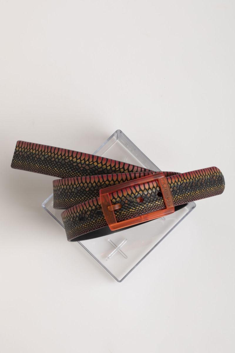 Belt for man TIE-UPS S/S 19
