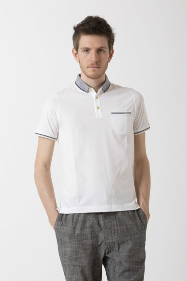 Polo for man RIONE FONTANA S/S 19