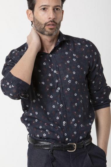 Camicia per uomo LARDINI P/E 19