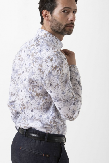 Shirt for man BASTONCINO S/S 19