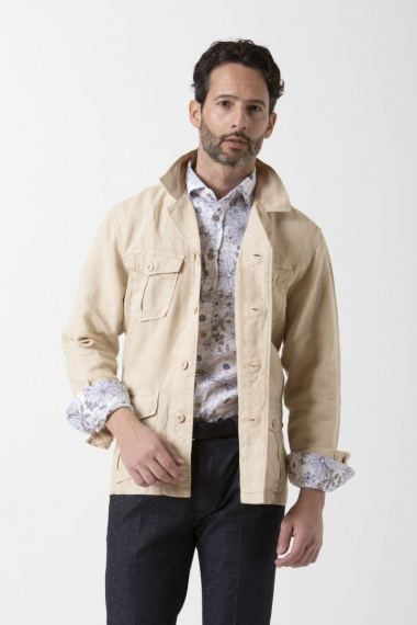 Field Jacket for man DEPERLU S/S 19