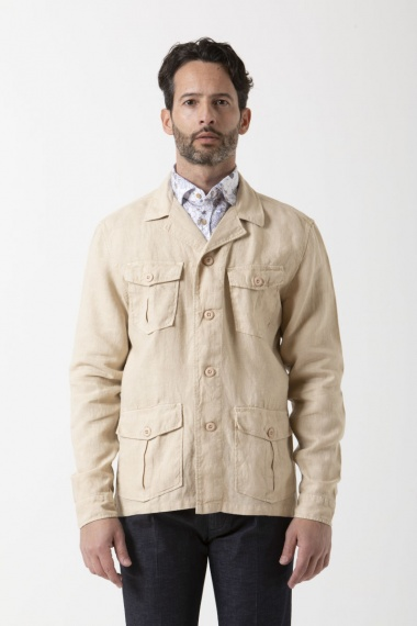 Männer Field Jacket DEPERLU F/S 19