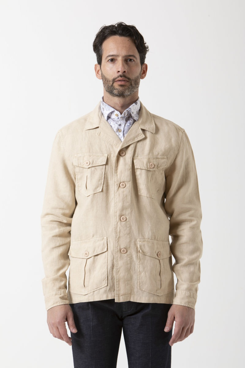 Field Jacket per uomo DEPERLU P/E 19