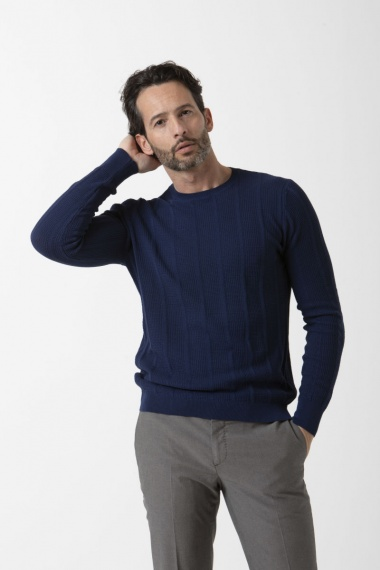 Pullover for man CIRCOLO 1901 S/S 19