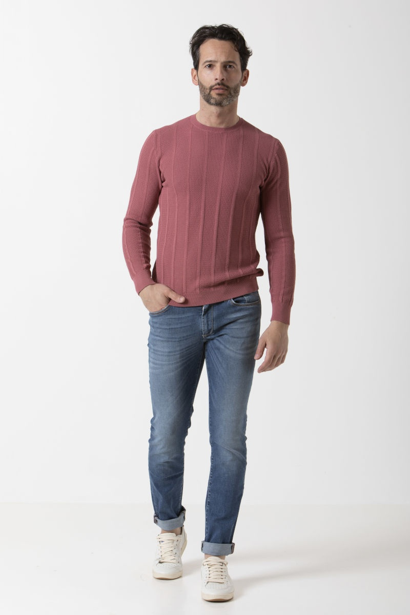 Pullover for man CIRCOLO 1901 S/S 19
